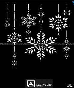 rèm cuốn khắc laze mã sl 35