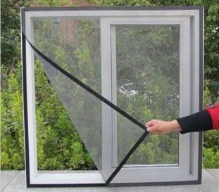 công dụng của rèm chống muỗi