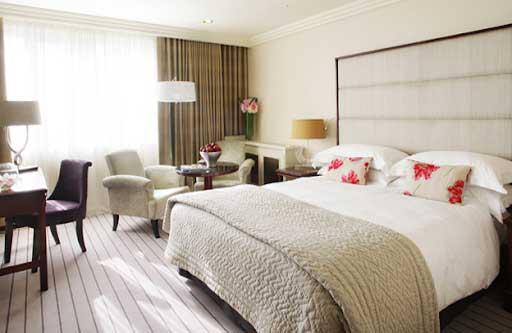 chọn rèm màu nâu phù hợp với không gian nội thất