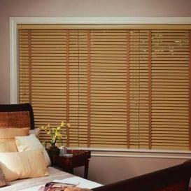 rèm gỗ tự nhiên cho phòng ngủ