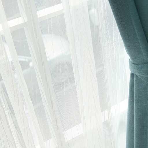rèm cửa vải voan