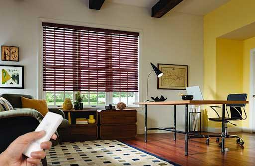 mua rèm gỗ tự động ở đâu tốt nhất?