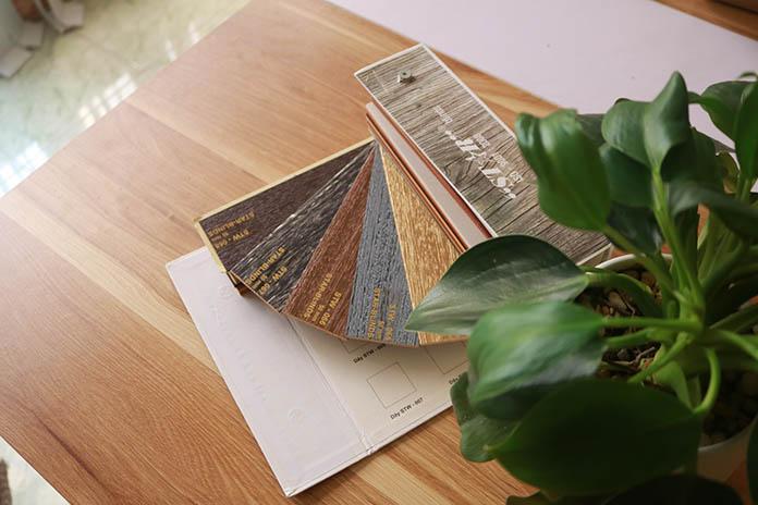 chất liệu làm rèm sáo gỗ