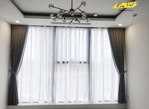 Có nên dùng rèm cửa chính hay - Thế giới rèm Việt