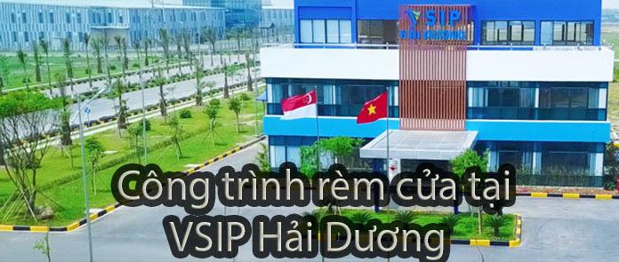 Văn phòng VSIP Hải Dương