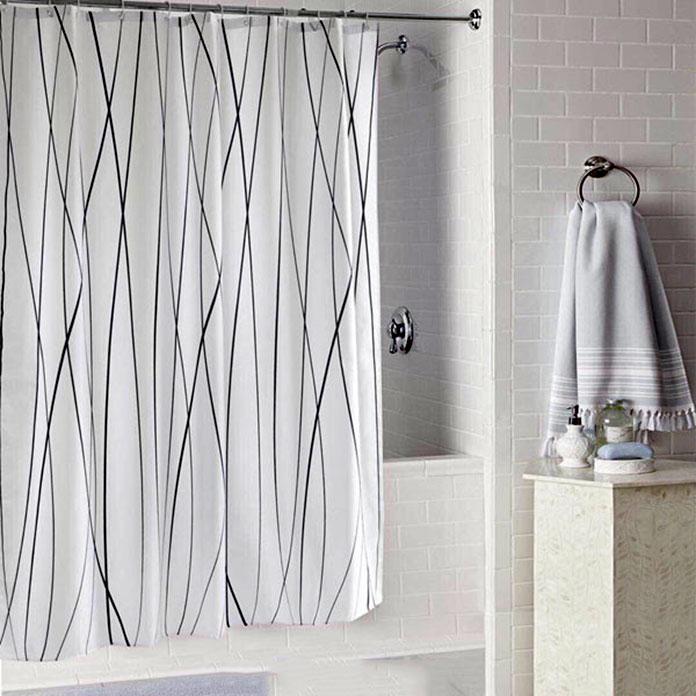 Rèm phòng tắm đảm bảo được sự riêng tư