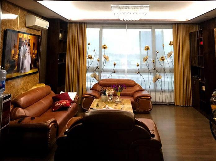 Lắp đặt rèm cửa tại Quảng Ninh cho không gian phòng khách