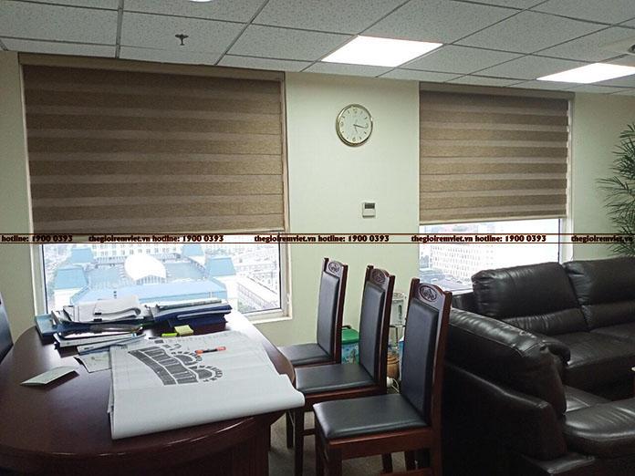 Mành cầu vồng All plus cho không gian văn phòng