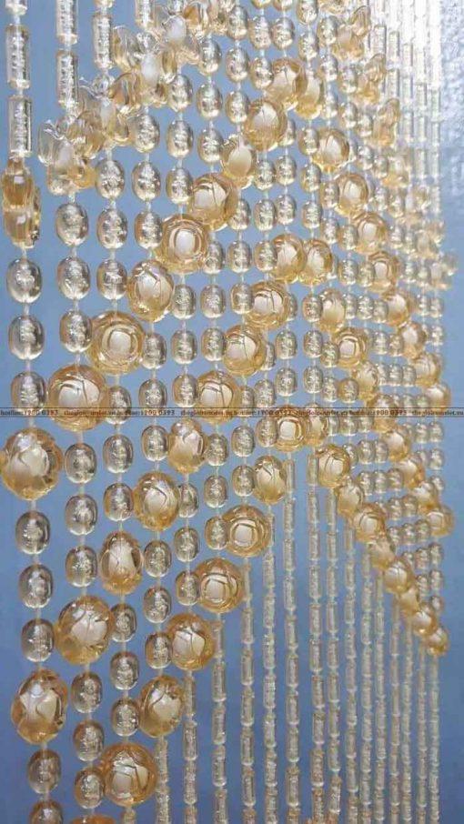 rèm hạt nhựa tgrv-hn010