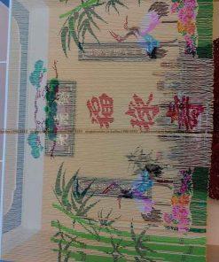 Rèm hạt nhựa tranh tgrv-nt010