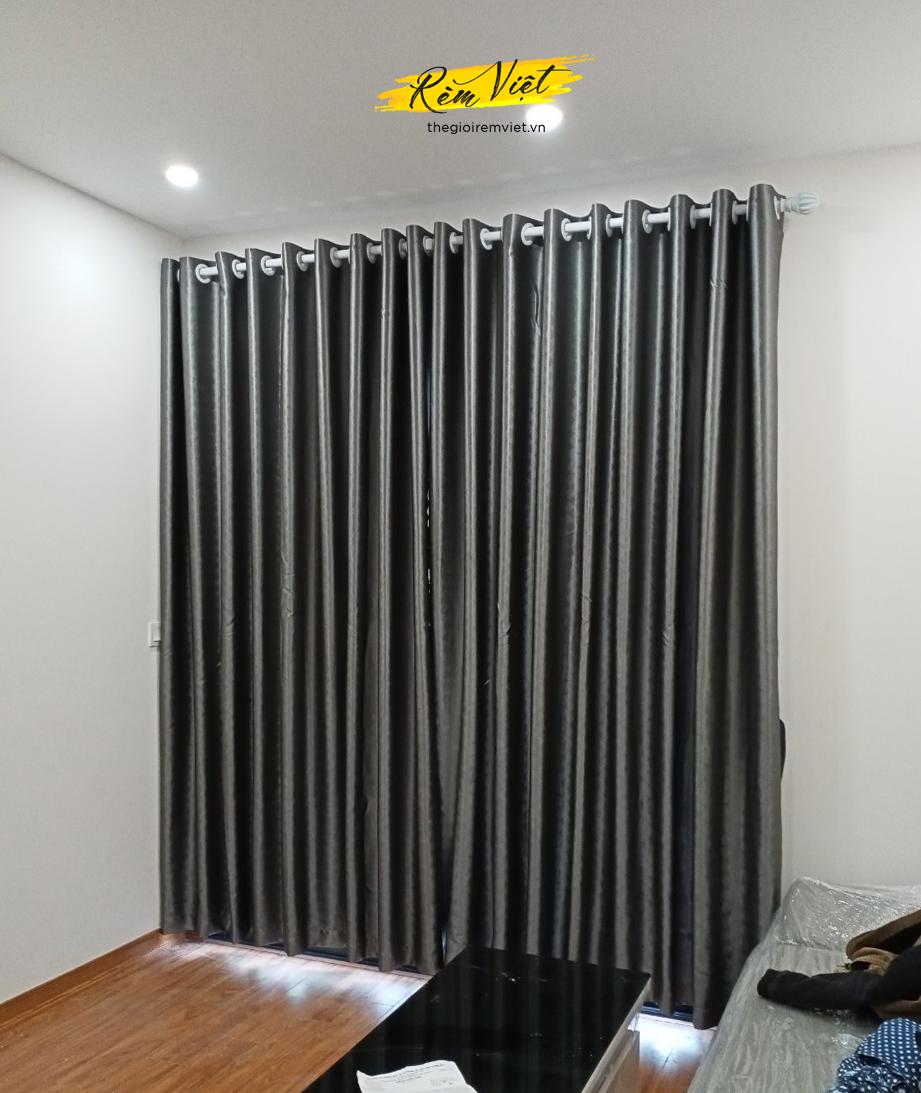 Rèm vải mã DIM96-4