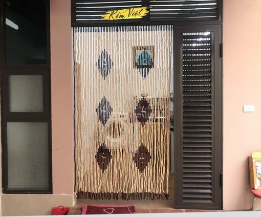 Rèm hạt gỗ-gỗ bồ đề 02