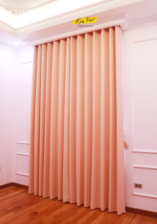 Rèm vải một lớp mã T1010-01