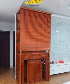 rèm sáo gỗ skk04