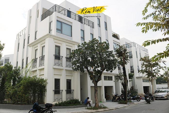 Tổng quan căn biệt thự The Mansions Parkcity Hà Đông