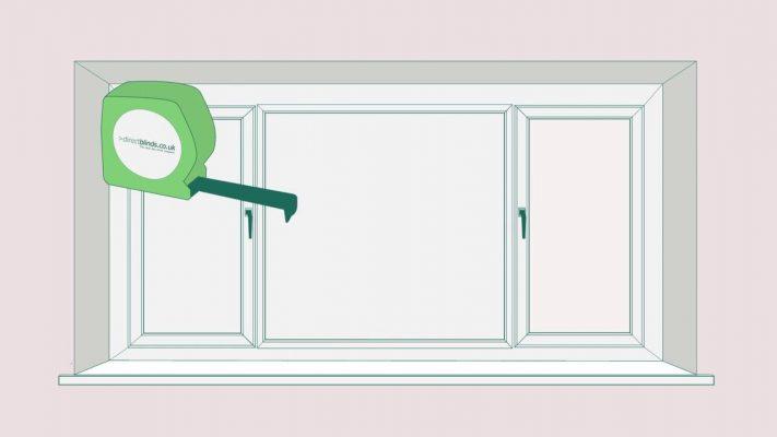 Đo rèm cửa chính xác để không có lỗi phát sinh