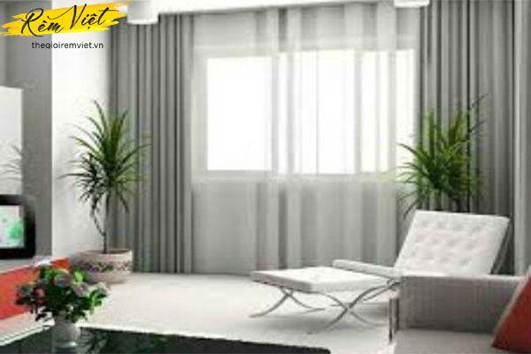 Rèm cửa sổ nhỏ phòng khách