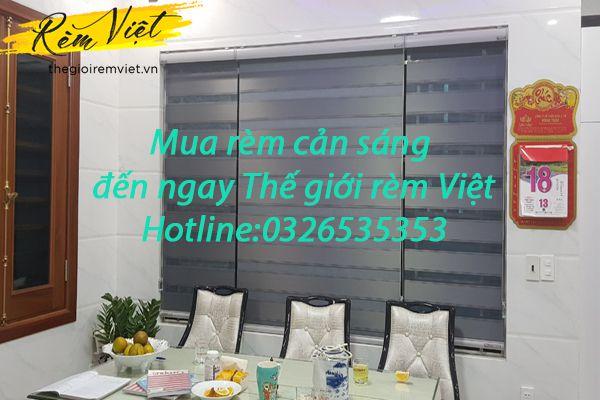 Mua rèm cản sáng cách nhiệt ở đâu Hà Nội, Hồ Chí Minh uy tín chất lượng