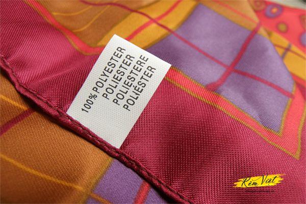 Nhược điểm của polyester