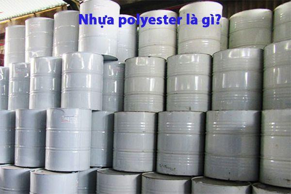 Nhựa polyester là gì?