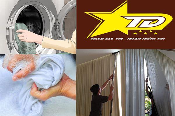 Phân loại từng loại rèm để lựa chọn phương pháp giặt tốt nhất