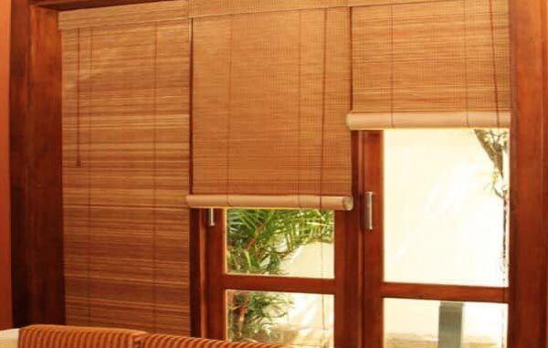 Rèm trúc tre có độ bền và tính thẩm mỹ rất cao