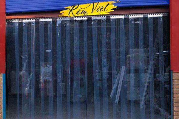 Ưu điểm của rèm nhựa ngăn lạnh PVC