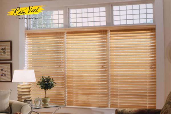 Công nghệ sản xuất rèm gỗ pilano hiện đại