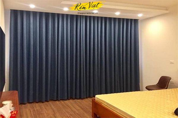 Chọn màu sắc rèm cửa sổ phòng ngủ hợp với người mệnh Thủy