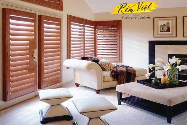Giới thiệu dòng rèm gỗ pilano