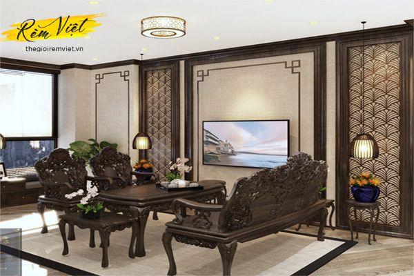 Lựa chọn thiết kế tuyệt mỹ cho không gian phòng khách
