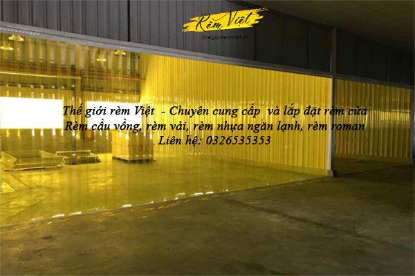 Mua rèm nhựa ngăn lạnh điều hòa Hà Nội, TP. Hồ Chí Minh uy tín.