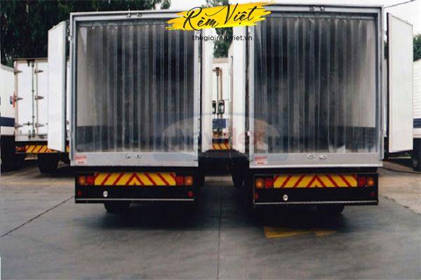 Sử dụng trên các xe tải vận chuyển đồ đông lạnh