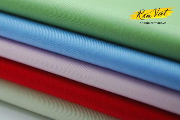 Vải 65% Cotton 35% Polyester