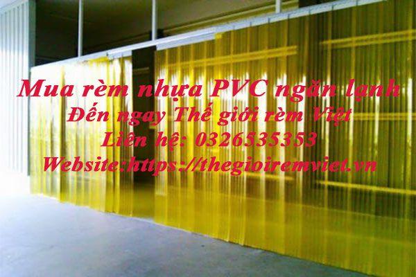Mua rèm cửa PVC ở đâu Hà Nội, TP.Hồ Chí Minh