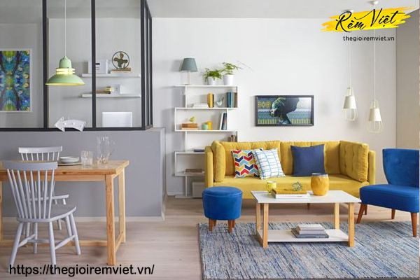 Ghế sofa decor phòng khách