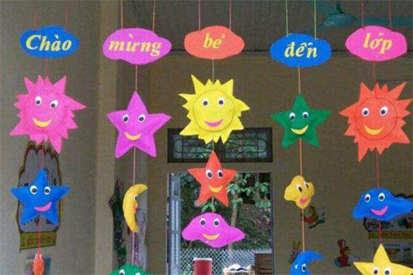 Màu sắc đa dạng và thu hút tạo sự kích thích trí tưởng tượng của trẻ